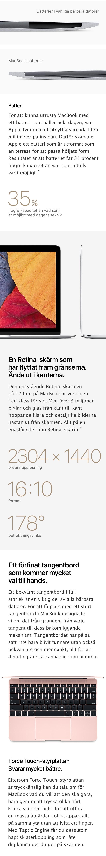 macbook air elgiganten