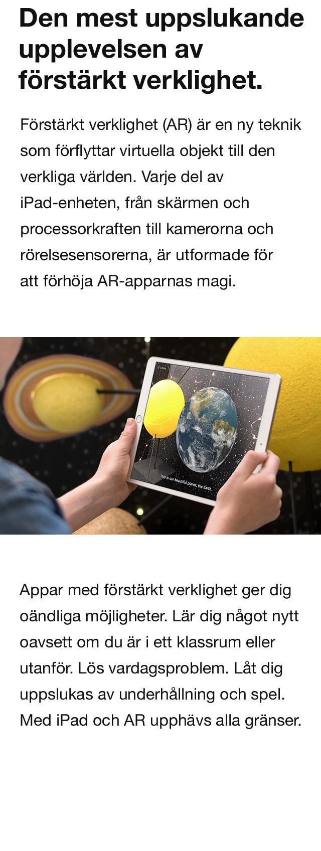 Få ner dina idéer på iPaden på ett helt nya sätt med Apple Pencil