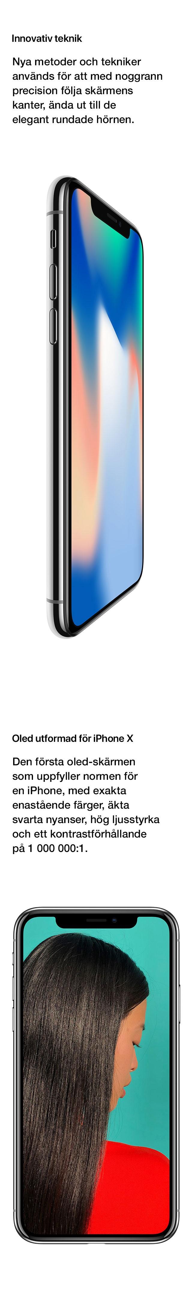 iPhone OLED-skärm