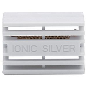 Stadler Form Silver Ionic Cube SF496185