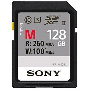 Sony Professional SF-M128 SDXC muistikortti 128 GB