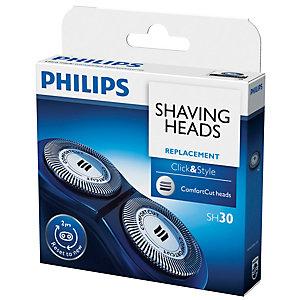 Philips Click & Style Shaver ersättningshuvud SH3020