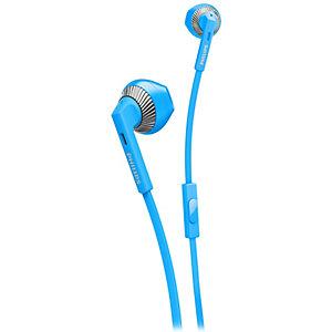 Philips SHE3205BL in-ear hodetelefoner (blå)