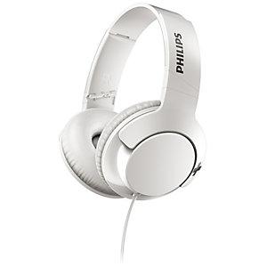 Philips Bass+ around-ear hodetelefoner SHL3175 (hvit)