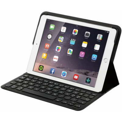 iPad Air 2 cover med tastatur - sort - Tilbehør tablet og iPad - Elgiganten
