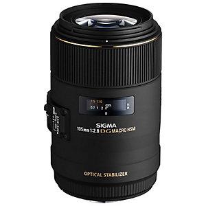 Sigma AF 105 mm f/2,8 Macro DG OS HSM tele makroobj.