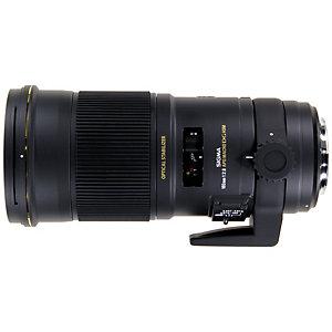 Sigma AF 180 mm f/2.8 Macro DG OS HSM teleobjektiv