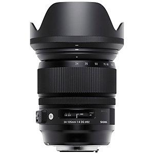 Sigma Art AF 24-105 mm DG OS HSM zoomobjektiv