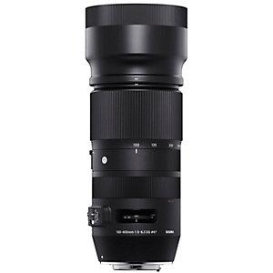 Sigma Contemp. AF 100-400 mm DG HSM telefotoobjektiv