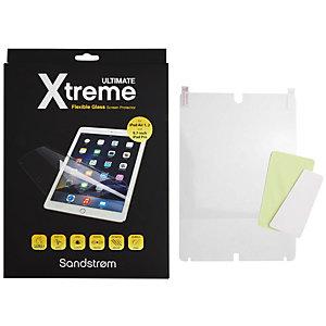 Sandstrøm iPad 9.7 / Pro 9.7 flexibelt skärmskydd