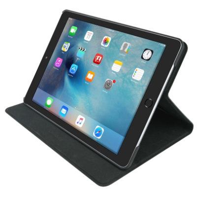 Sandstrøm læder etui til iPad Air 2/Pro 9.7 - sort - Tilbehør tablet og iPad - Elgiganten