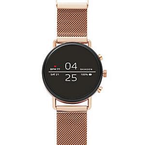 Skagen Falster smartwatch (rosé guld)