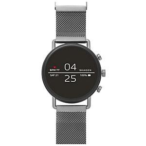 Skagen Falster smartwatch (grå/rostfri)