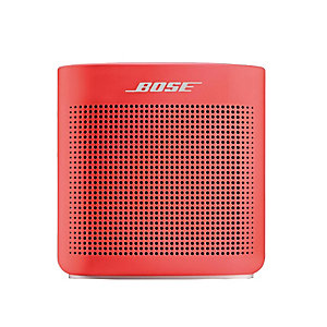 Bose SoundLink Colour BT 2 kaiutin (punainen)