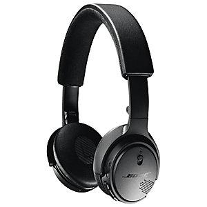 Bose on-ear trådløse hodetelefoner (sort)