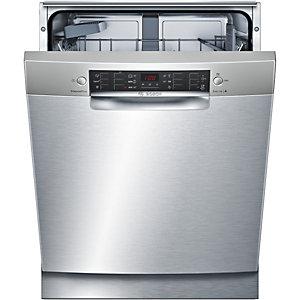 Bosch Series 4 oppvaskmaskin SMU46CI01S (stål)