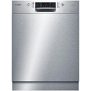 Bosch Series 4 oppvaskmaskin SMU46KS01S (stål)