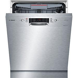 Bosch Series 4 oppvaskmaskin SMU46MS01S (stål)