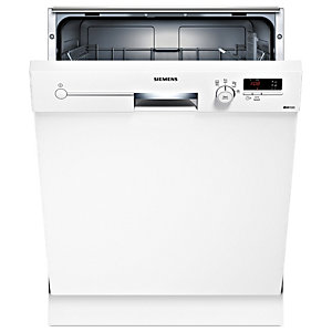 Siemens iQ100 diskmaskin SN414W01AS (vit)