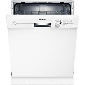 Siemens iQ100 astianpesukone SN414W02AS (valkoinen)