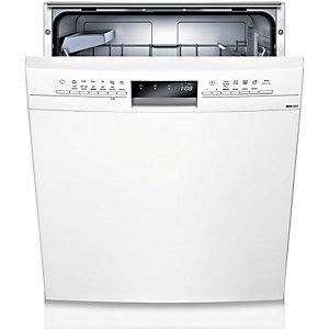 Siemens iQ300 oppvaskmaskin SN436W01AS (hvit)