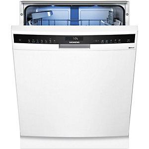 Siemens iQ500 oppvaskmaskin SN457W02IS (hvit)