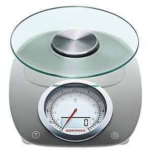 Soehnle Vintage Style kitchen scale 235008 (grå)
