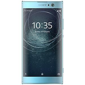 Sony Xperia XA2 smartphone dual-SIM (blå)