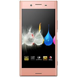 Sony Xperia XZ Premium smartphone (brons, rosa)