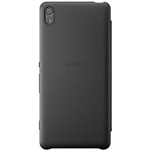 Sony Style flippedeksel Xperia XA (sort)
