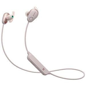 Sony WI-SP600 trådlösa in-ear hörlurar (rosa)