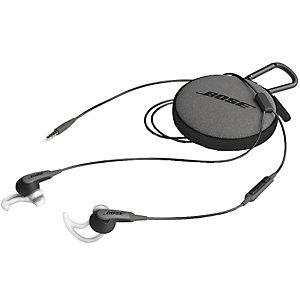 Bose SoundSport Hörlurar in-ear till  Samsung (svart)