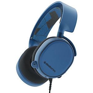 SteelSeries Arctis 3 gaming headset (blå)
