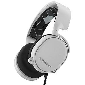 SteelSeries Arctis 3 gaming headset (vit)