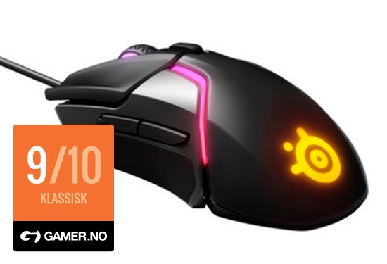 Steelseries Rival 600 på elkjop.no