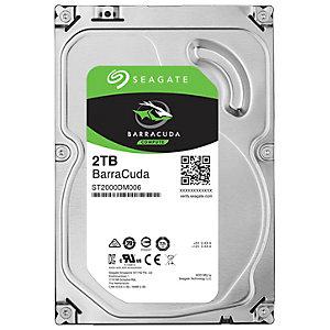 """Seagate BarraCuda 3.5"""" intern harddisk (2 TB)"""