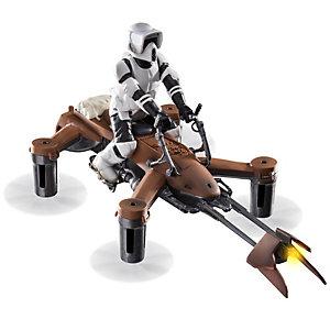 Propel Star Wars 74-Speeder bike drönare