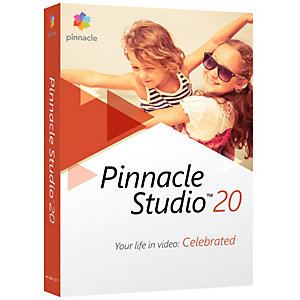 Pinnacle Studio 20 (DVD)
