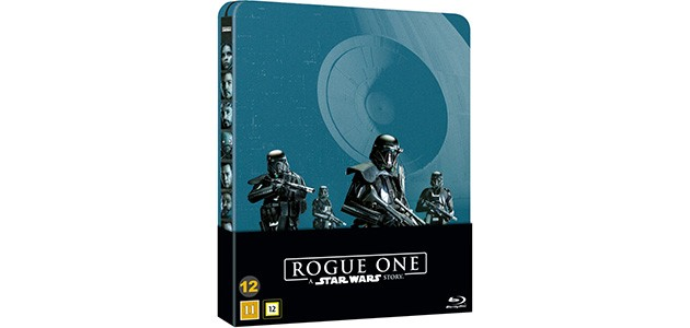 Rogue One: A Star Wars Story Steelbook - Blu-ray