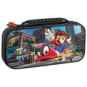Nintendo Switch Deluxe reiseetui: Super Mario Odyssey