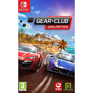 Gear.Club Unlimited (Switch)