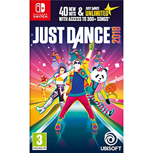 Just Dance 2018 (SWI)