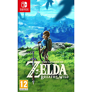 The Legend of Zelda: Breath of the Wild (SWI)
