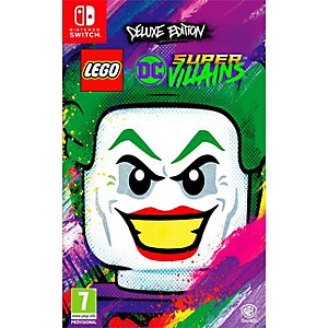 LEGO DC Super-Villains: Deluxe Edition (Switch)