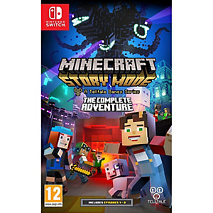 Minecraft: Story Mode - The Complete Adventure (SWI)