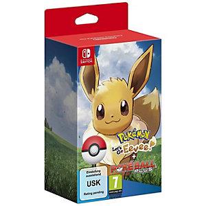 Pokémon: Let's Go, Eevee! - Poké Ball Plus Edition (Switch)