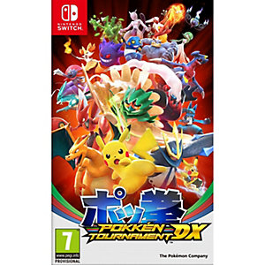 Pokken Tournament DX (Switch)
