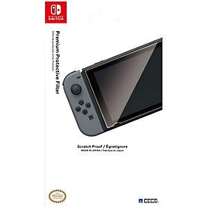 Nintendo Switch premium skjermbeskytter fra Hori