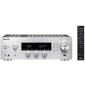Pioneer stereo-receiver SX-N30AE-S (sølv)