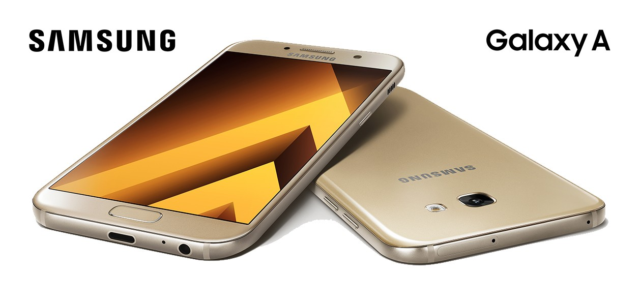 Galaxy A3 och A5 - en ny attityd